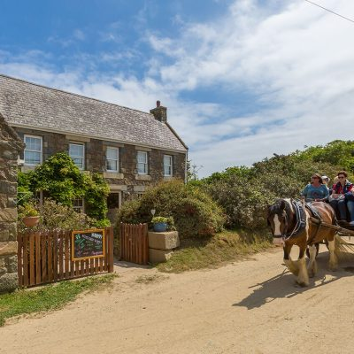 Horse Riding at Sark